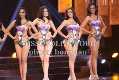 Bb. Pilipinas swimsuit