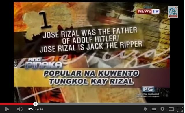 controversy about jose rizal José protasio rizal mercado y alonso realonda, widely known as josé rizal  was a filipino nationalist and polymath.