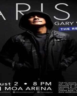 Gary V concert
