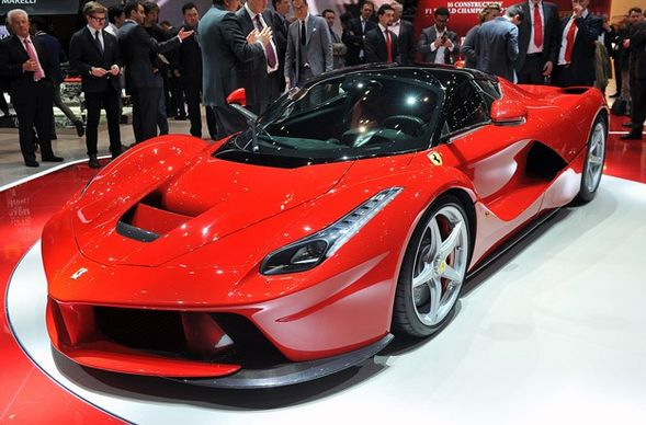 Filipino Politician: Owner of Supercar LaFerrari Extremely Limited