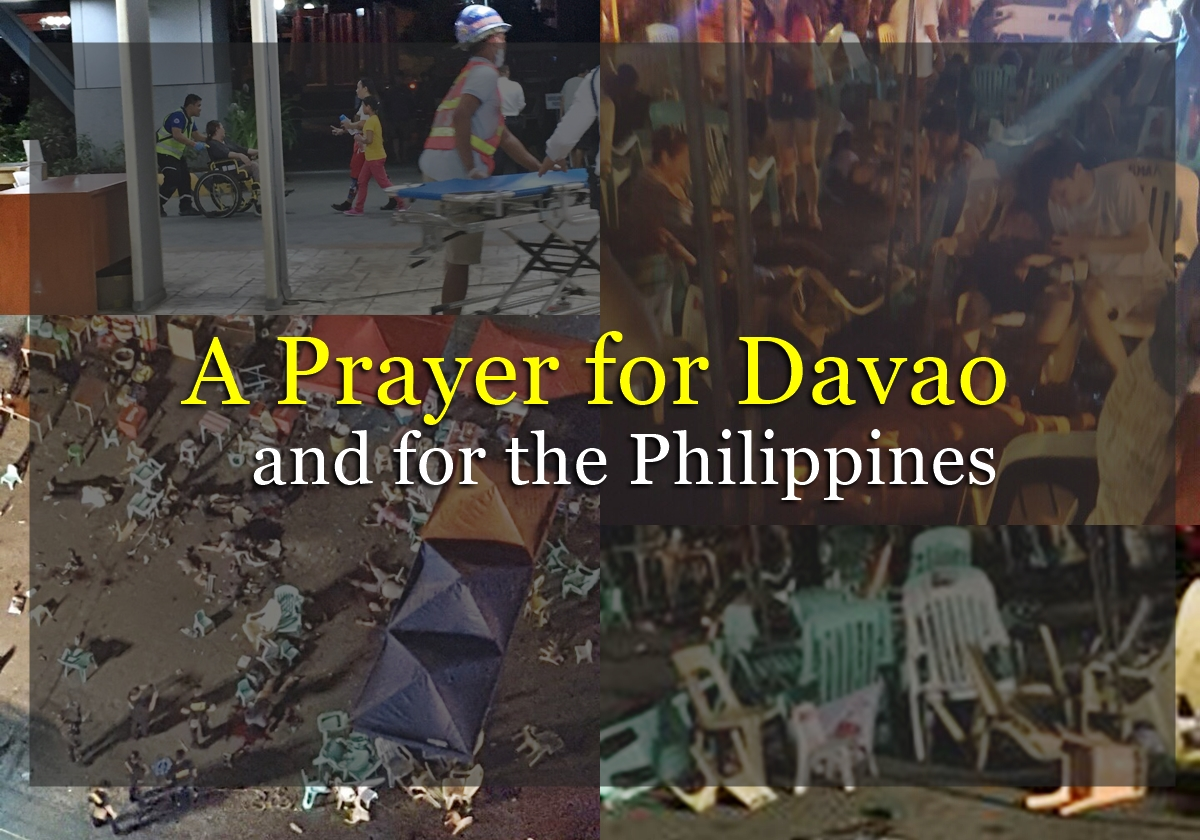 Jim Paredes Reacts On His Viral Video: A Prayer For Davao And For The Philippines