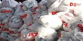 DSWD relief goods