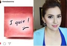Look: Ara Mina Quits GMA Teleserye 'Pinulot Ka Lang Sa Lupa.'