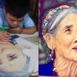 Look: Kapampangan Artist With Rare Bone Disease Breaks Social Media With His Incredible Talent!