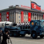 North Korea Performs Large-Scale Artillery