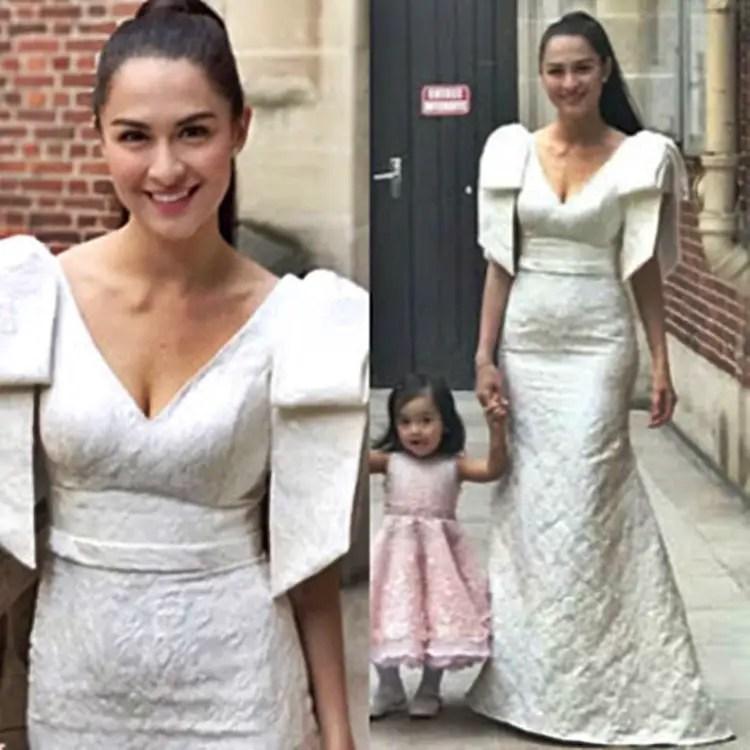 Korina Sanchez Wedding Gown: Vicki Belo, Hayden Kho's Parisian Wedding Best Dressed List
