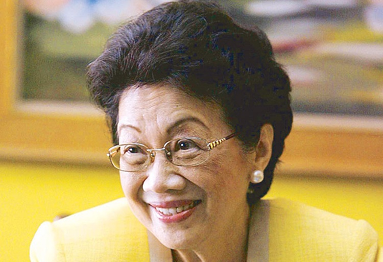 cory aquino Corazon aquino's wiki: maria corazon cory cojuangco aquino (née sumulong january 25, 1933 – august 1, 2009) was a filipina politician who served as the 11th president of the philippines and the first woman to hold that office.