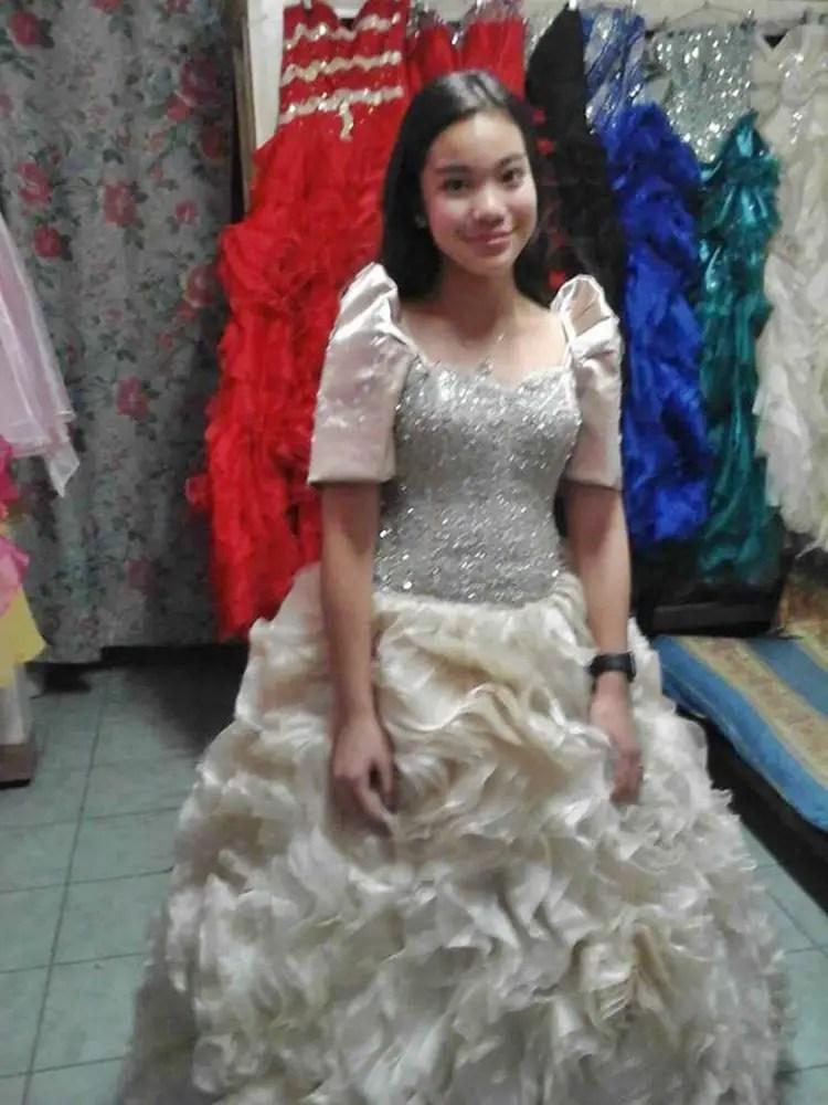 Filipiniana Dress for Rent