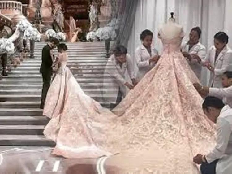 Rivera Gown Wedding Marian