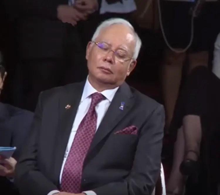 Image result for dr. mahathir bin mohamad on Najib Razak