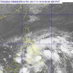 PAGASA Latest Weather Update (Nov. 16, 2017)