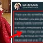 Isabelle Duterte