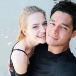 Daniel Matsunaga and Karolina Pisarek