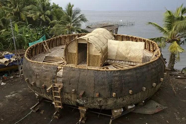 Noah's Ark Blueprints