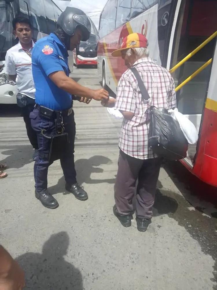 Kind-Hearted MMDA Officer