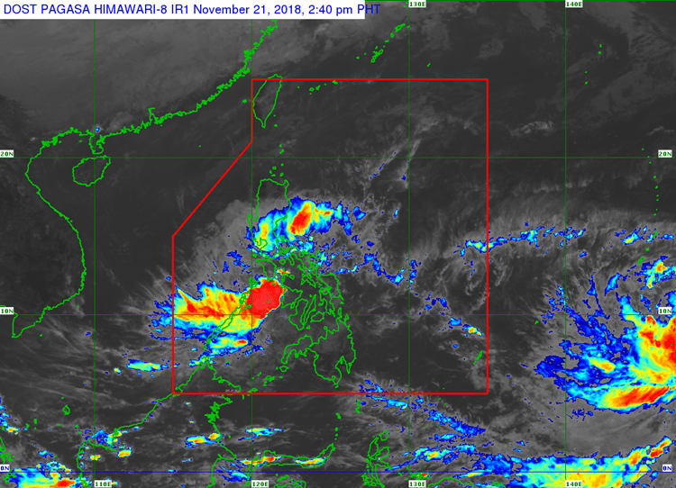 Weather Philippines Today Pagasa Latest Update
