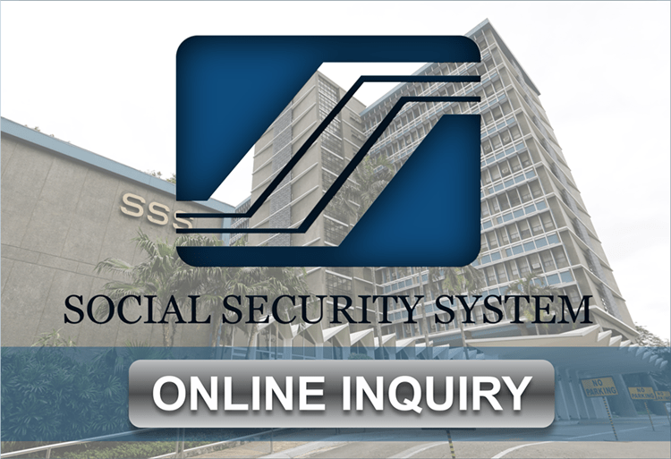 Sss Online Contribution System Inquiry