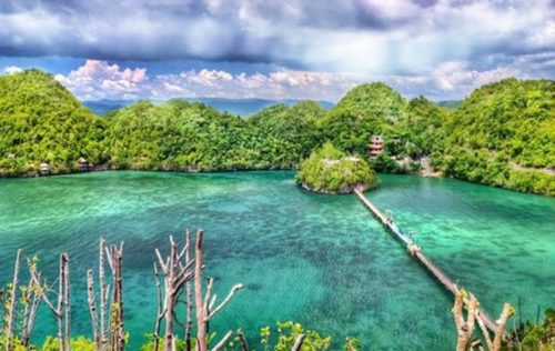Image result for tinagong dagat sipalay