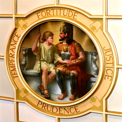 Temperance, Fortitude, Justice and Prudence - the four great civic virtues - How do you rate?