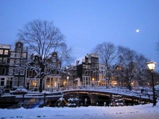 Amsterdam snow 11