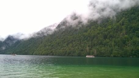 Lago Konigsee.