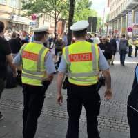 Nach Todesschuss auf Afghanen: Party-Jugend von Fulda stellt sich demonstrativ hinter Polizei