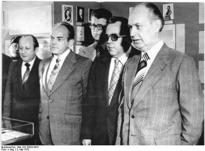 Trier, Marx-Ehrung, SED-Delegation
