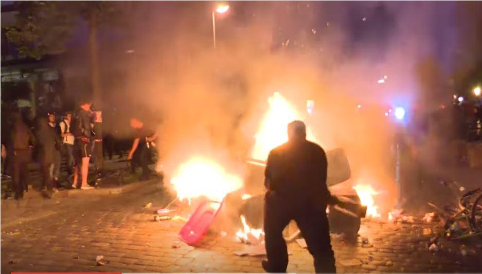 """Immer mehr Gewalt: Herr Seehofer, wo bleibt der """"Kampf gegen Links""""?"""