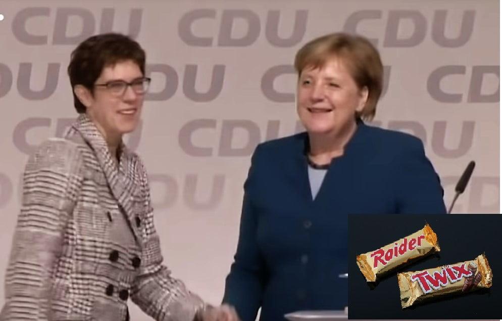 """""""Raider heißt jetzt Twix"""": Das System Merkel geht in die zweite Runde"""