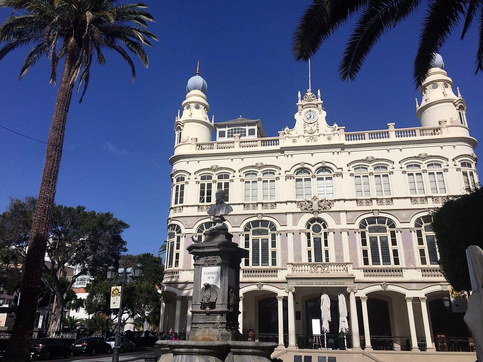Kulturstadt Las Palmas de Gran Canaria – das andere Gesicht der Insel