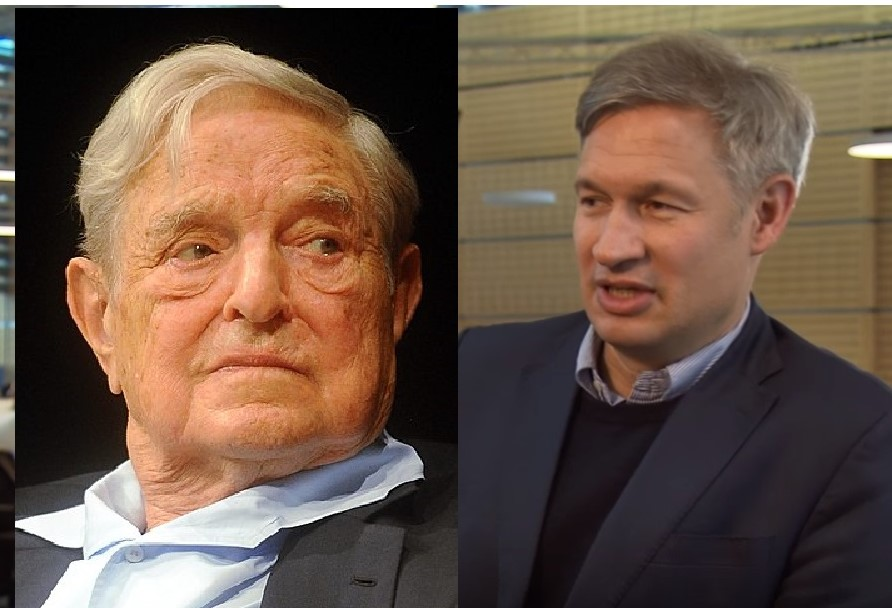 Gibt es eine Soros-Springer-Connection?