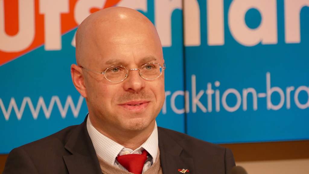 Brandenburg: AfD erwartet fulminanten Sieg bei Landtagswahl