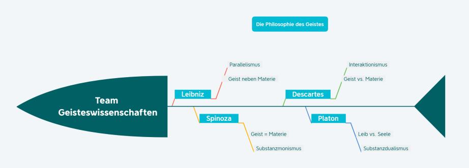 Philosophie des Geistes - Team Geisteswissenschaften