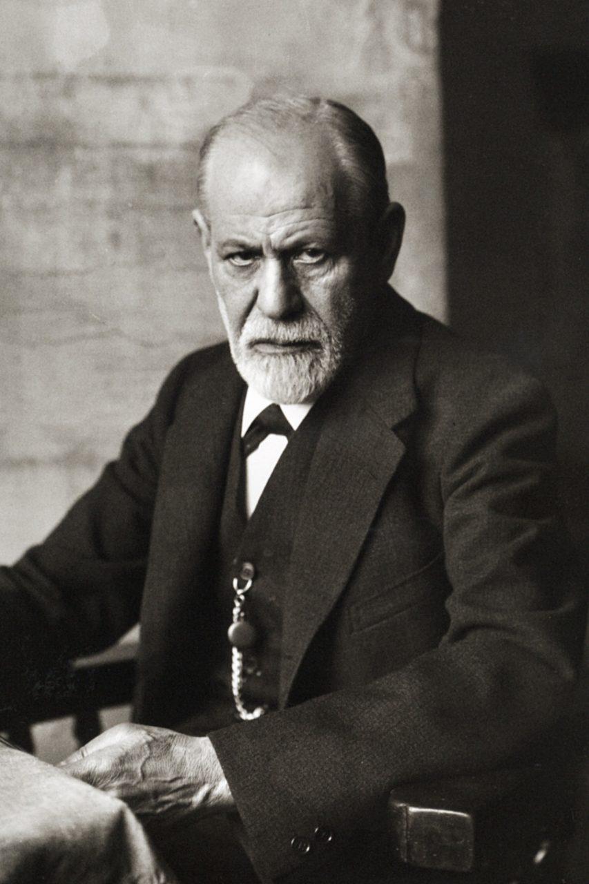 Freud - die gescheiterten Kränkungen der Menschheit
