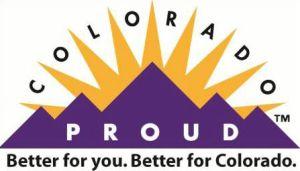 colorado proud logo - marketing campaign denver