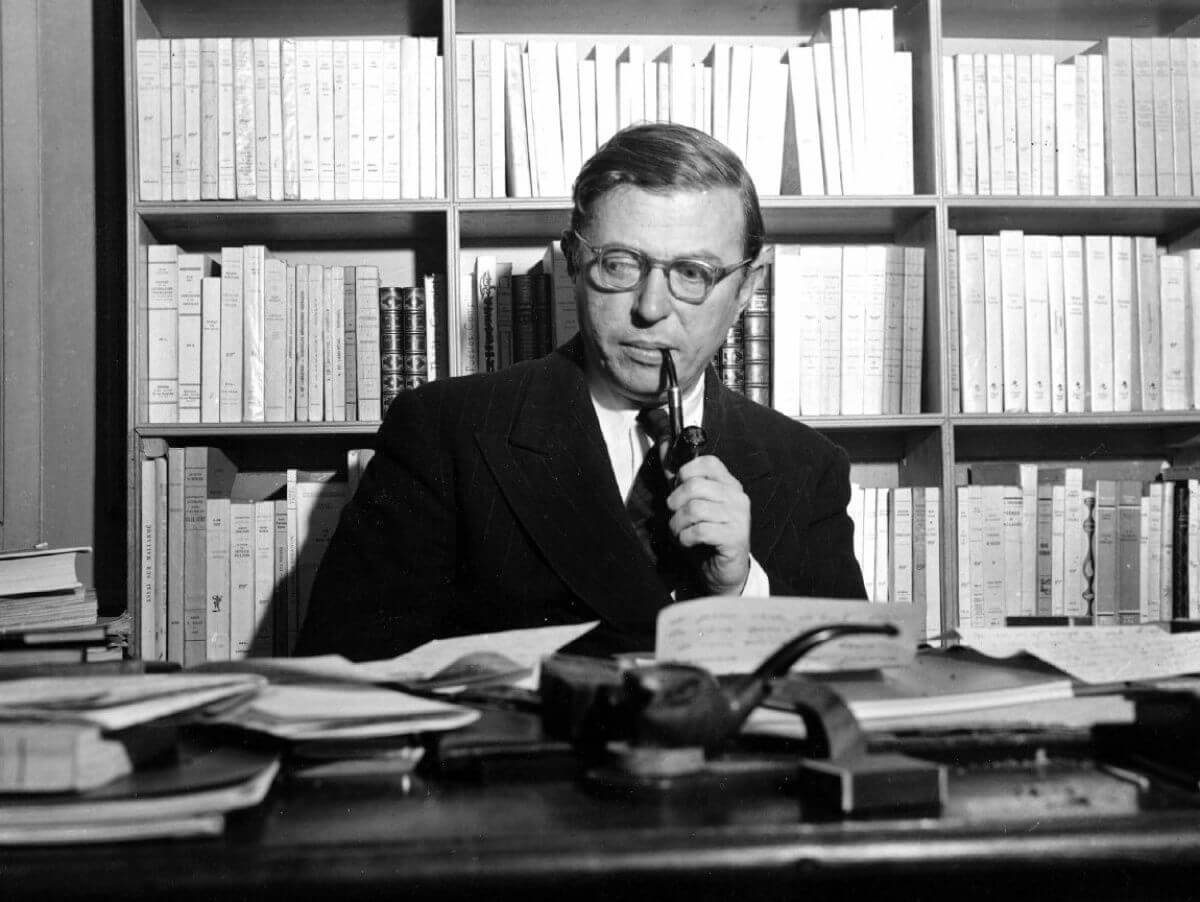 On Sartre's Existentialism and the Meaning of Human Existence - Philosophy in Film