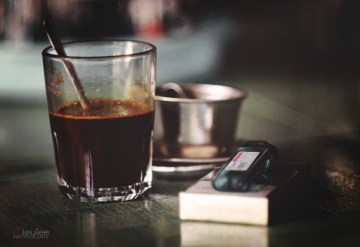 Be strong like traditional Vietnamese coffee
