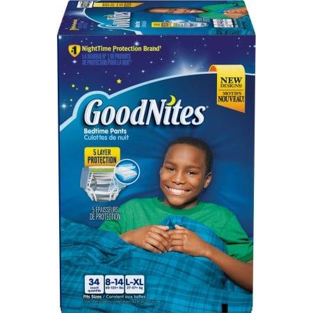 Huggies Goodnites