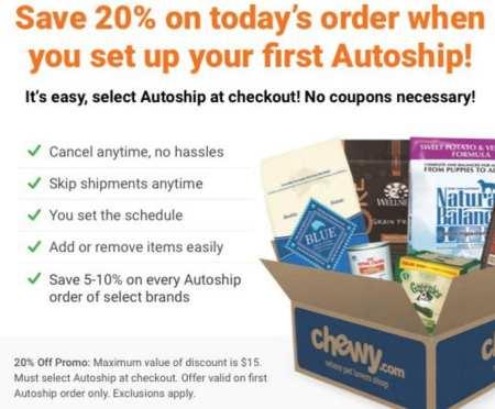 Save Money with Autoship