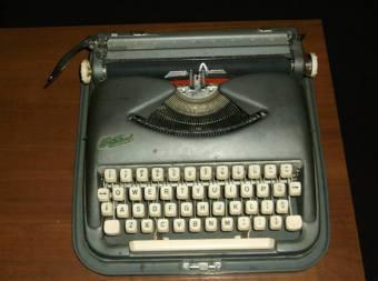 The Typewriter Inheritance, Part One