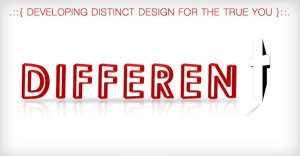 Developing distinct design for the true you.