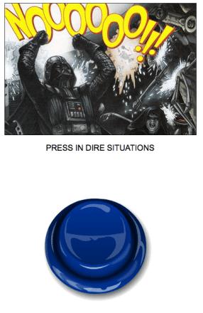 Instant Noooo Button