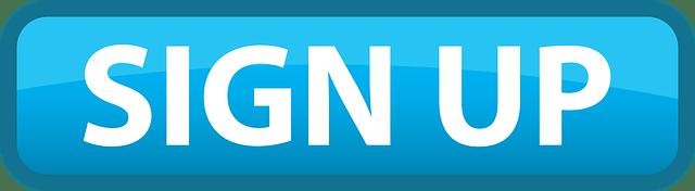 Sign up - digital marketing strategy