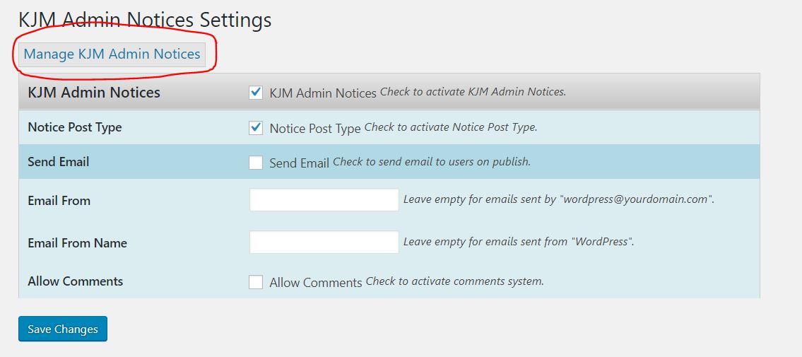 custom Admin notifications 1