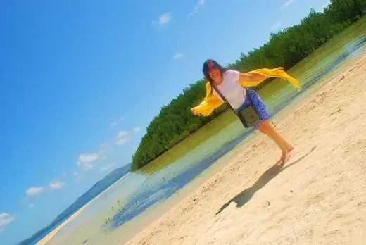 puerto prinsesa beach palawan