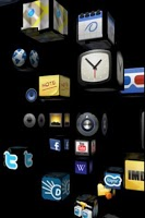 home screen 3d