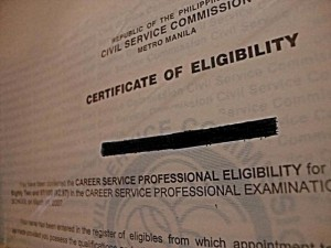 how to pass civil service exam