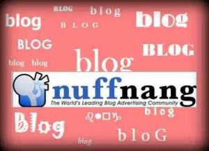 earn money in nuffnang blogging