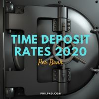 time deposit rates philippines 2020