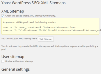 how to fix yoast xml sitemap error